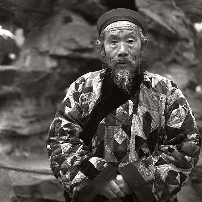 Необычные фотографии Liu Zheng