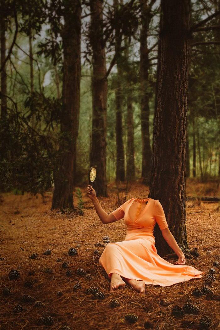 Депрессия в автопортретах Janelia Ingelosi