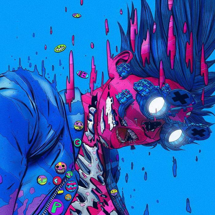 Киберпанк: дикие иллюстрации Xsullo