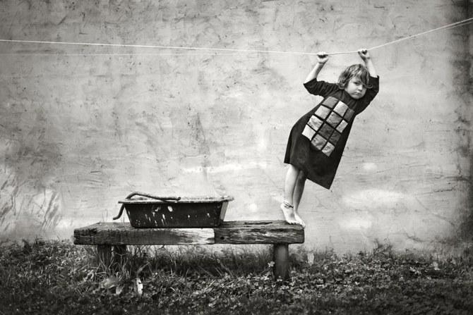 Черно-белые фотографии Alain Laboile