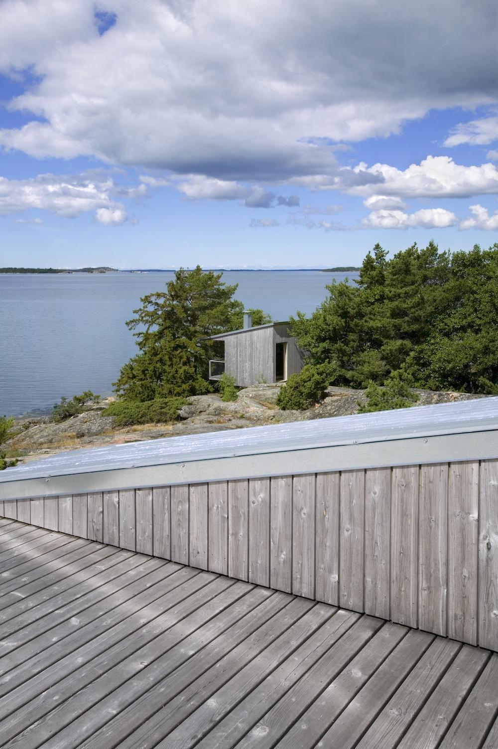 Финская вилла Villa Mecklin
