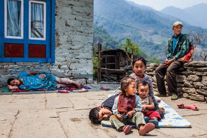 Люди и природа Непала