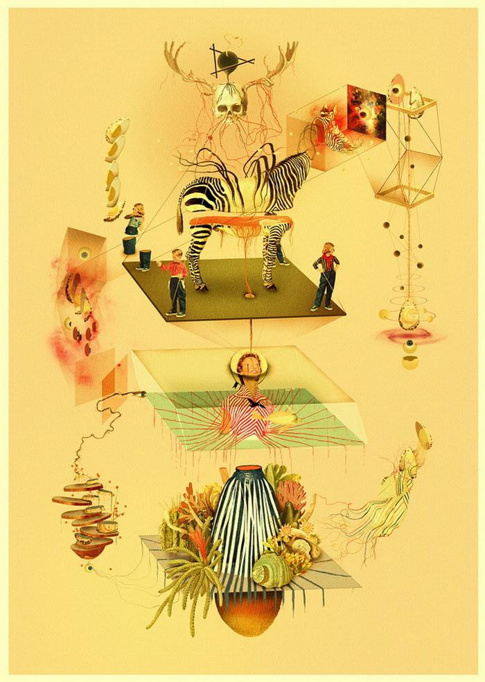 Иллюстрации Pierre Schmidt