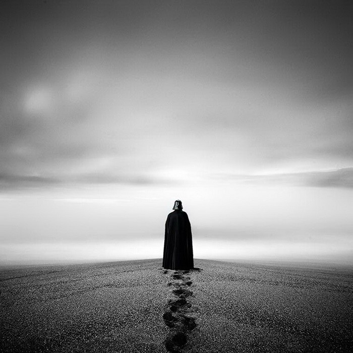 Черно-белые работы Nathan Wirth