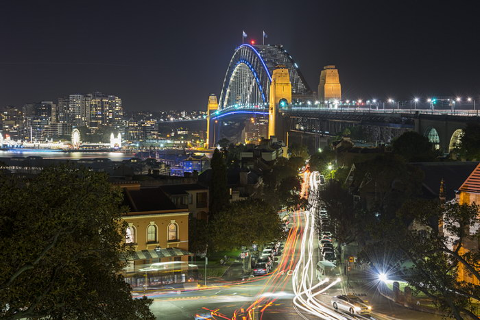 Фестиваль Света в Сиднее в фотографиях Lauren Bath