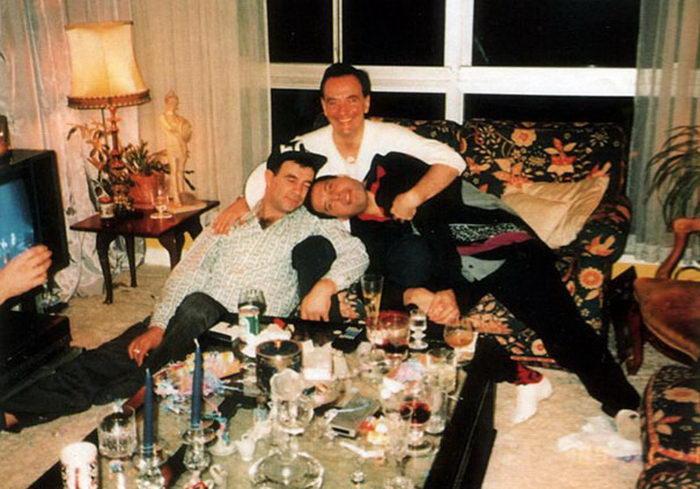 Личная жизнь Фредди Меркьюри: малоизвестные фотографии