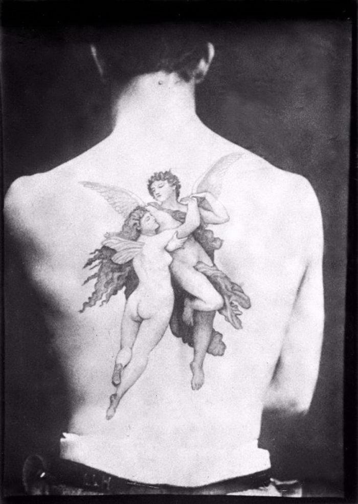 Sutherland Macdonald: первый тату-художник в мире