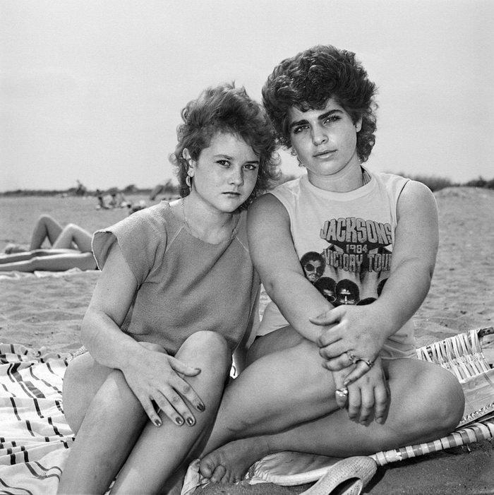Стейтен-Айленд 1980-х годов в снимках Kristin Osinski