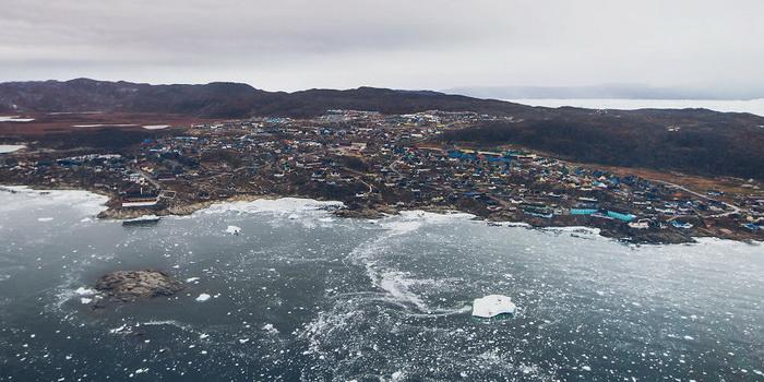 Гренландия Julien Ratel