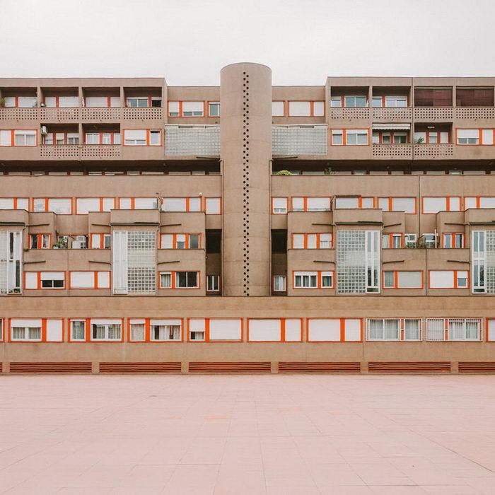 Геометрия архитектуры в снимках Matthias Heiderich