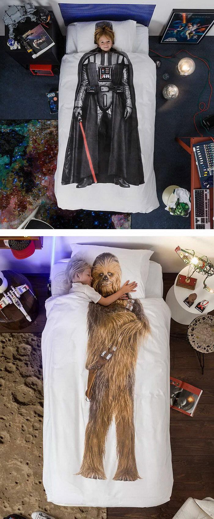 Звездные Войны: 20 тематических подарков для фанатов саги
