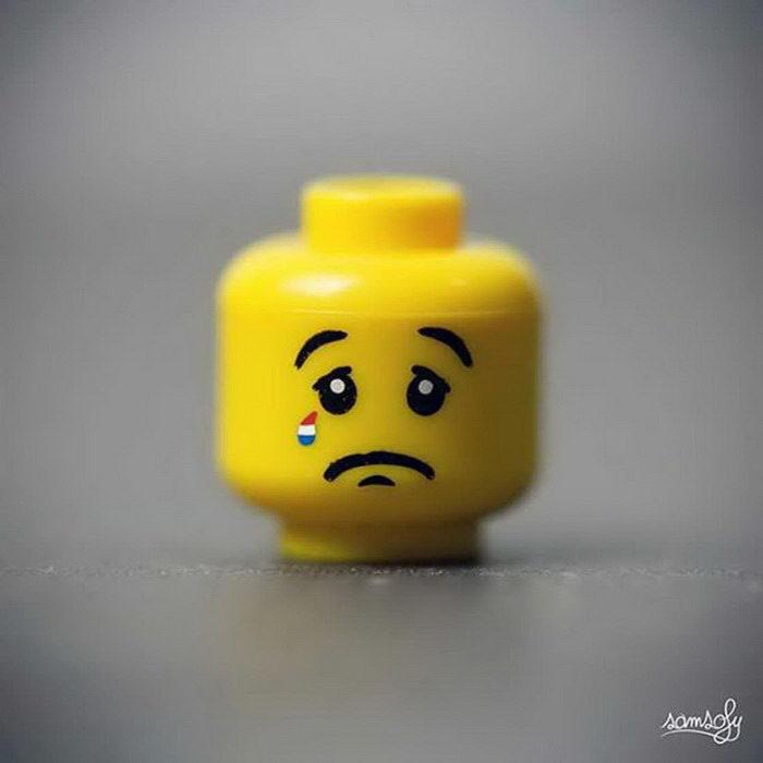 Тайная жизнь Lego: проект Sofiane Samlal