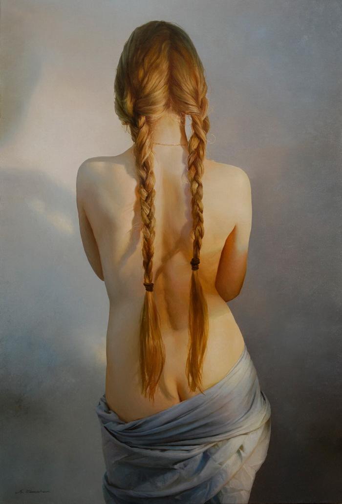Классические картины Сергея Маршенникова