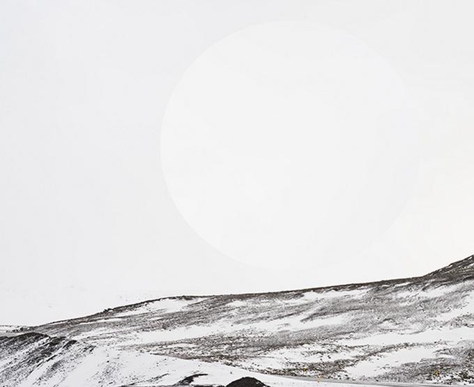 Зимние исландские пейзажи
