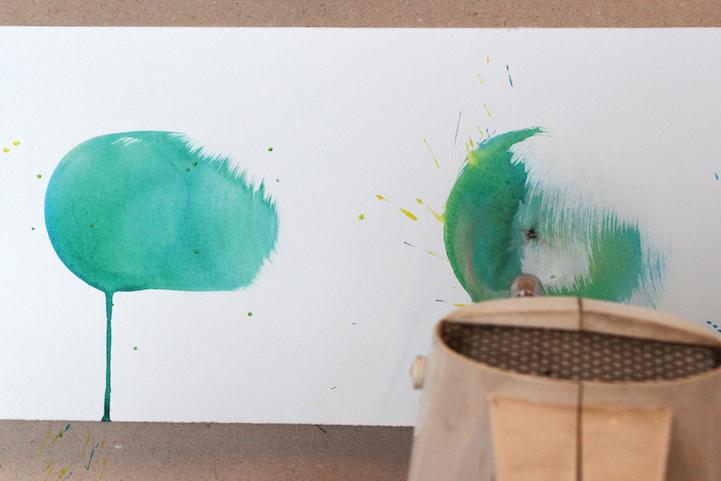 Превращение устройств в машины для рисования