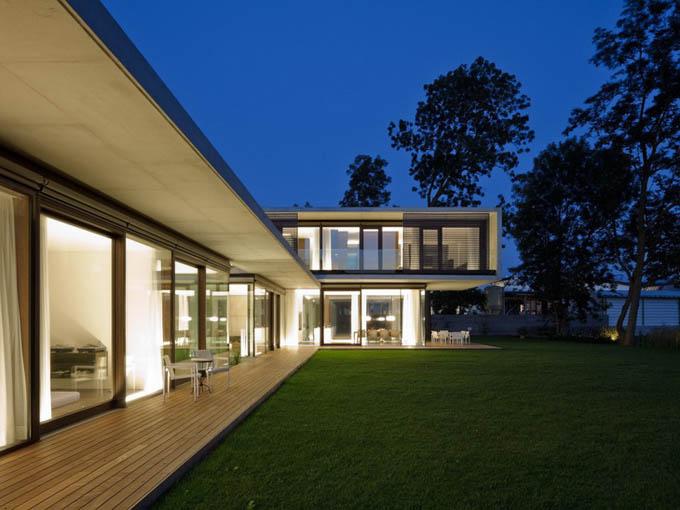 Дом LK House в Австрии