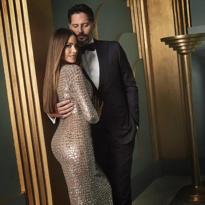 Фотосессия вечеринки Оскара Vanity Fair 2017: фотограф Mark Seliger