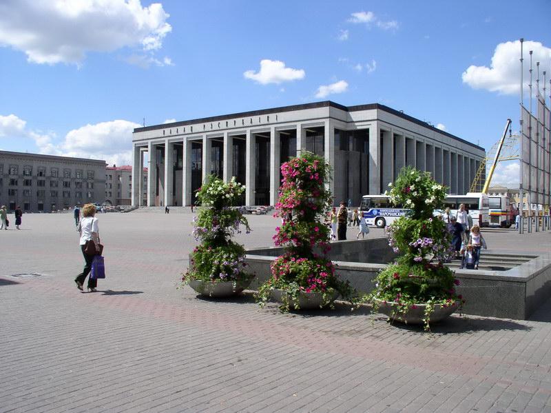 Минск – удивительный города на пересечении двух культур