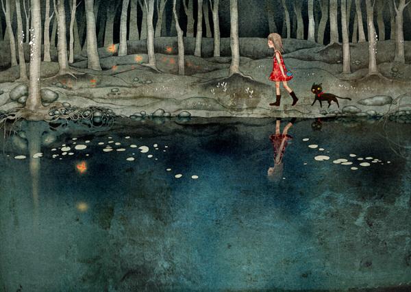 Иллюстрации Khoa Le