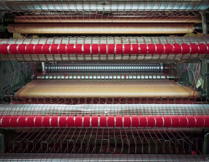 Текстильная индустрия Chris Payne