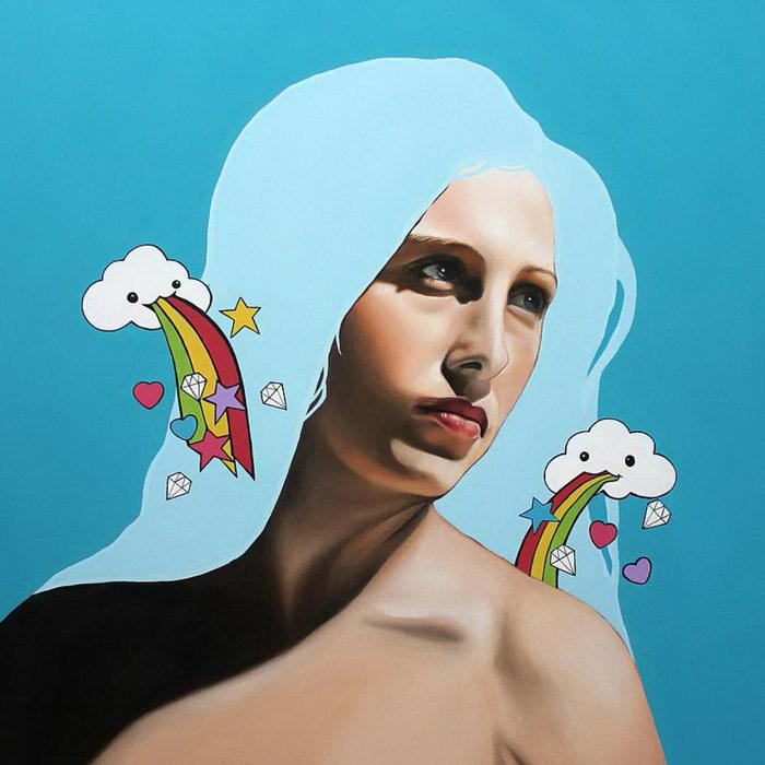 Яркие иллюстрации Teresa Duck