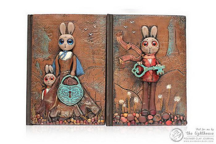 Красивые обложки для книг Aniko Kolesnikova
