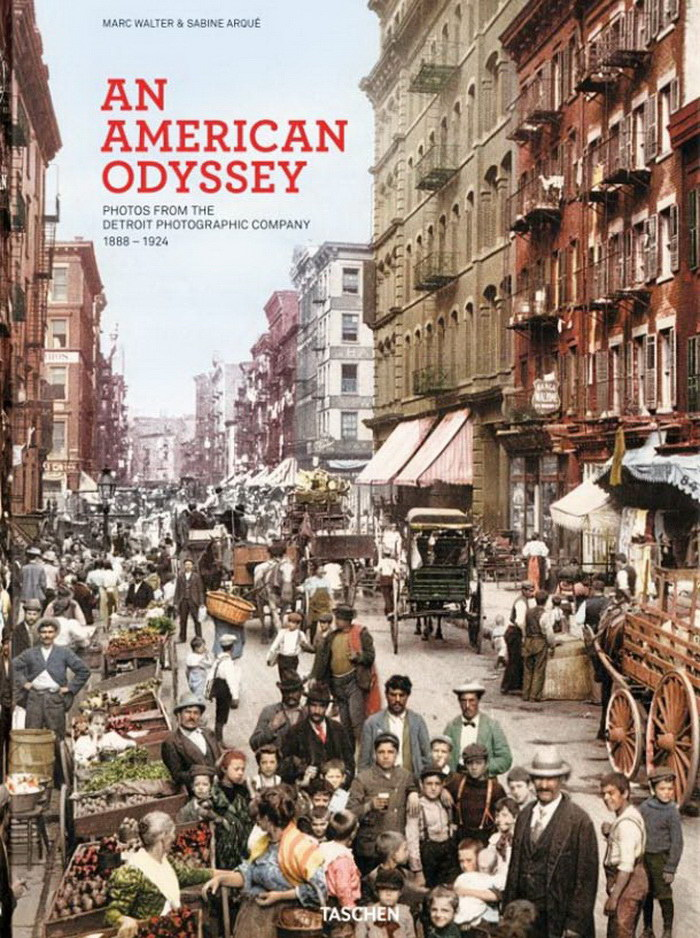 Фотографии США 1888 года