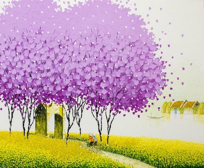 Иллюстрации Phan Thu Trang