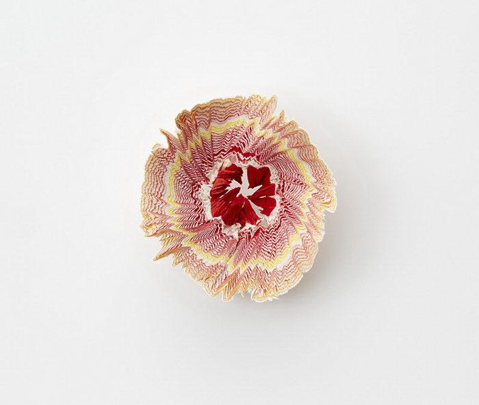 Карандашные цветочки Haruka Misawa