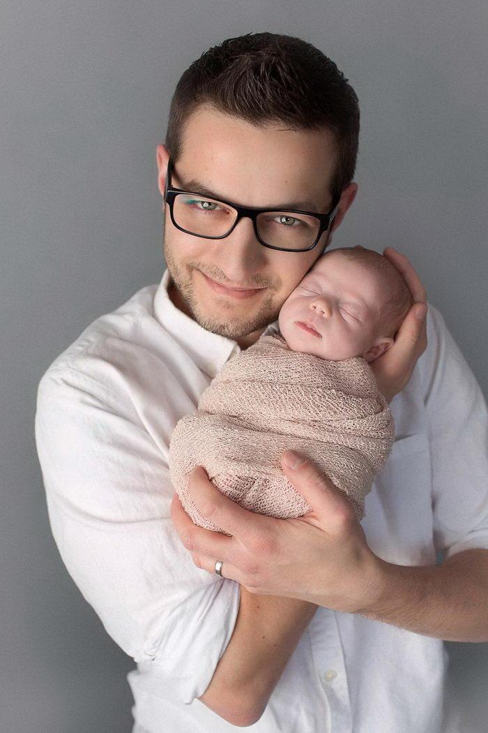 Отцы и дети: любовь в фотографиях Gabriele Dabasinskaite