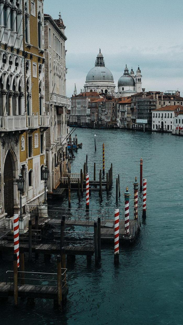 Венеция сверху в фотографиях Dimitar Karanikolov