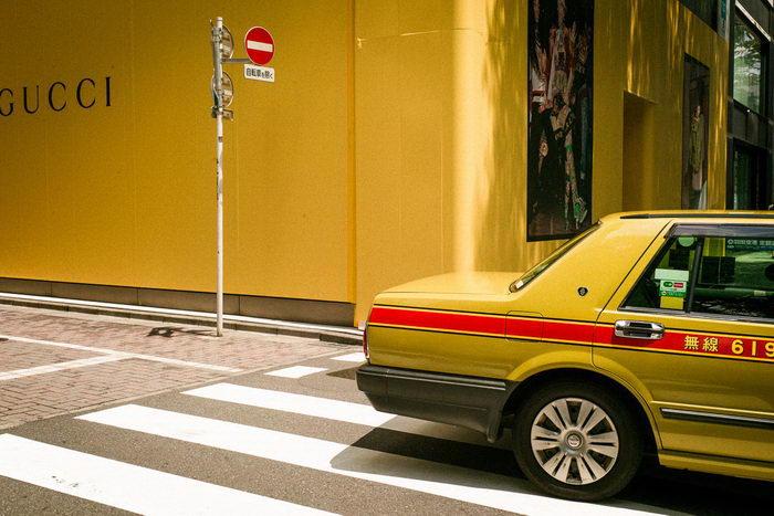 Стрит-фотография Shin Noguchi