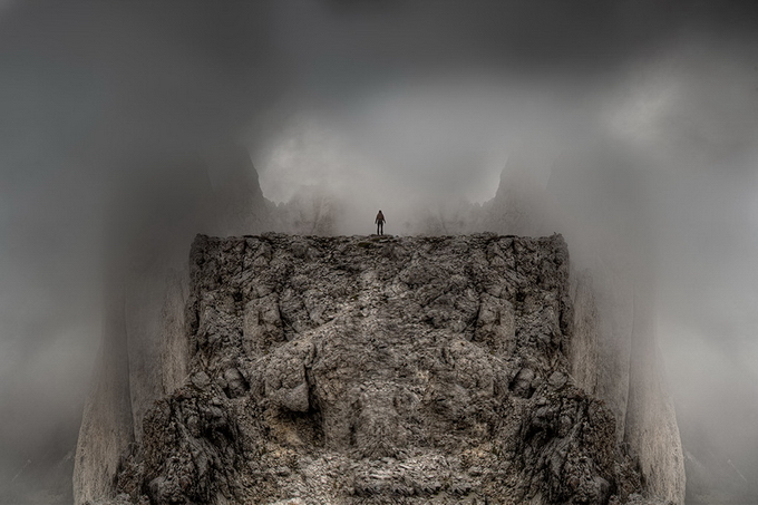 Завораживающие пейзажи Gustav Willeit