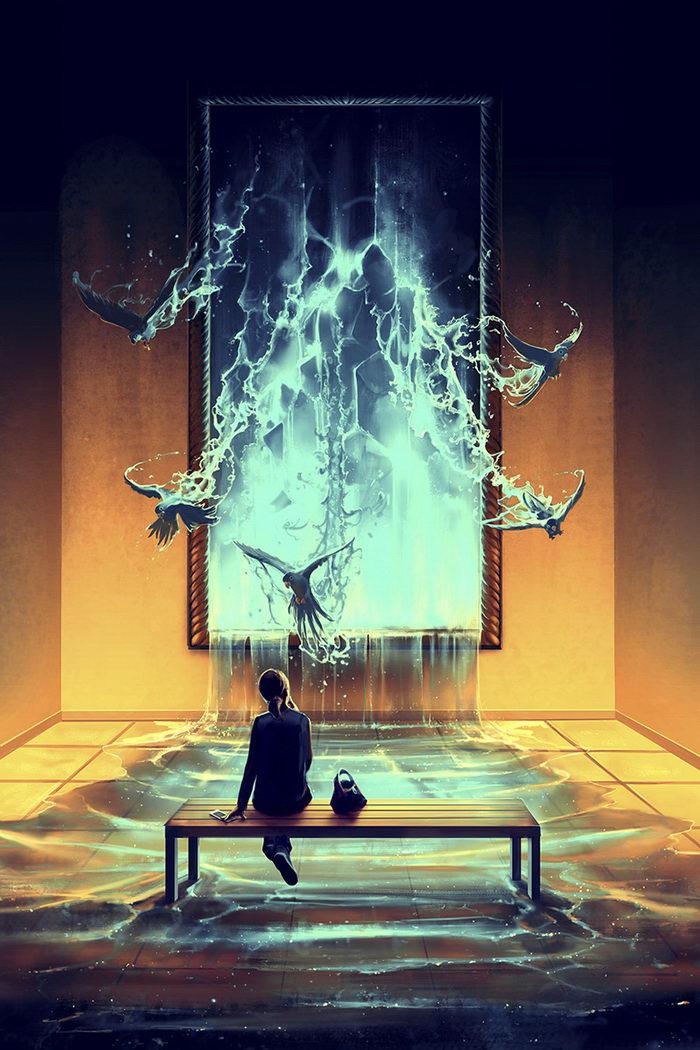 Философские иллюстрации Aquasixio