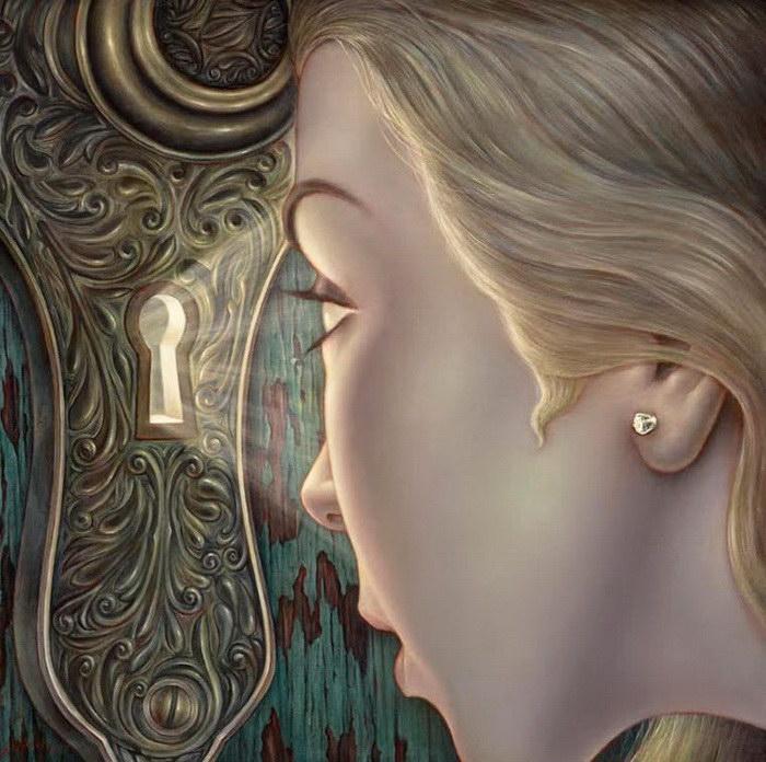 Винтажные иллюстрации Danny Galieote