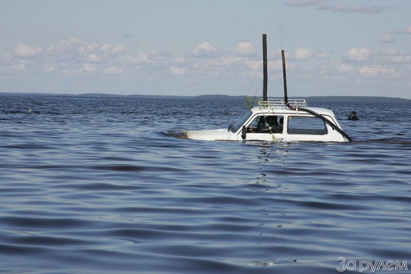 Подводная Нива