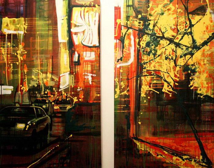 Выразительные картины Amy Shackleton
