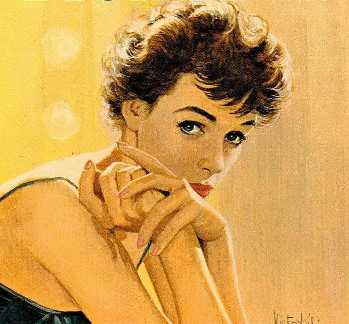 Стильные иллюстрации Victor Kalin