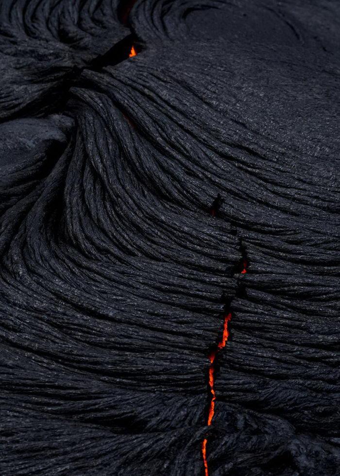 Лава вулкана Килауэа: опасные съемки Erez Marom