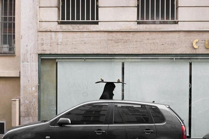 Абсурд нашей планеты в снимках Nicolas Portnoi