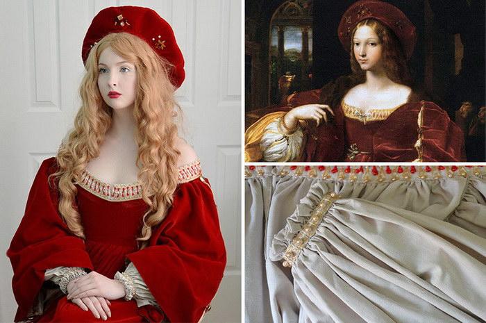 Невероятные платья Angela Clayton