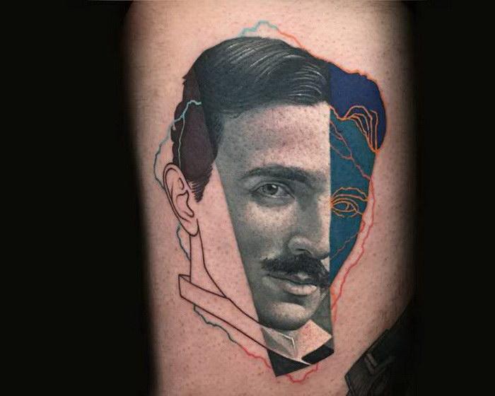 Необычные татуировки Dzikson Wildstyle