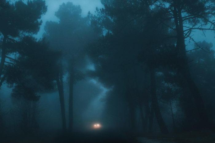 Ночные автомобили в фотографиях Henri Prestes