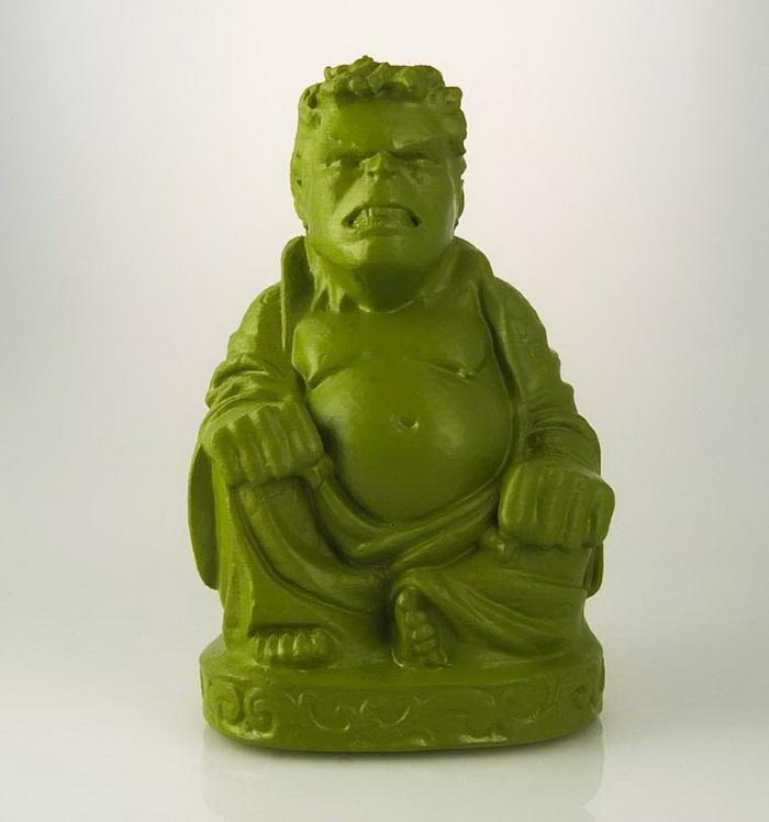 Проект «Поп-Будда»