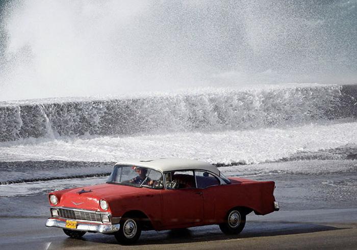 Подборка кубинских автомобилей