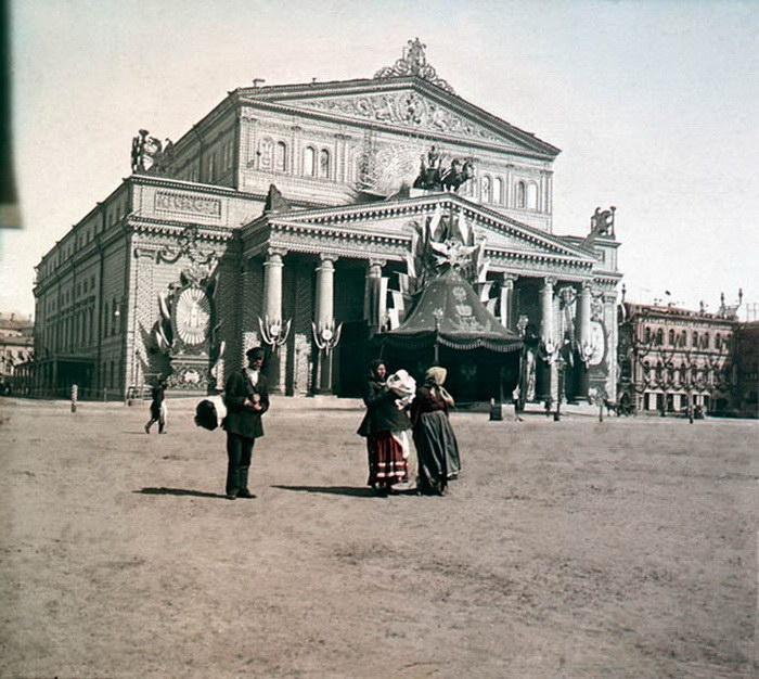 Россия 1896 года в фотографиях Франтишека Кратки