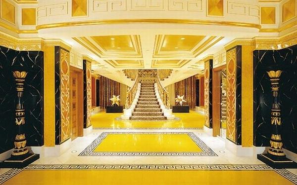 Дорогущие отели