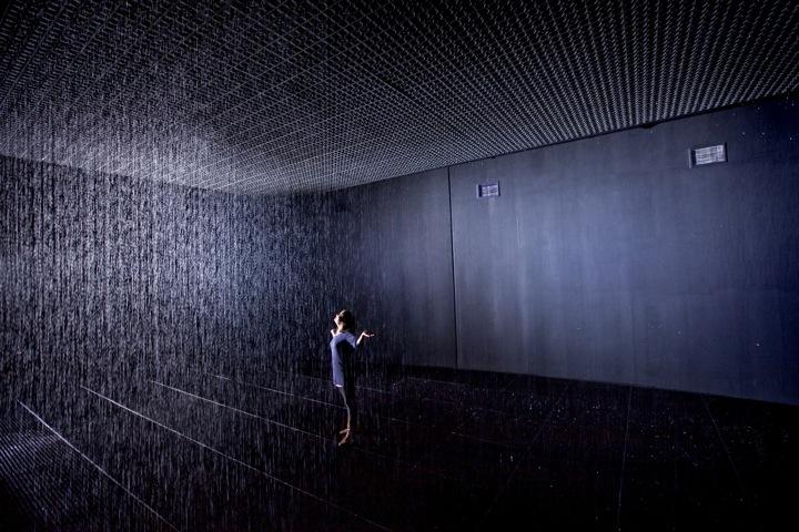 Комната, в которой всегда льет дождь