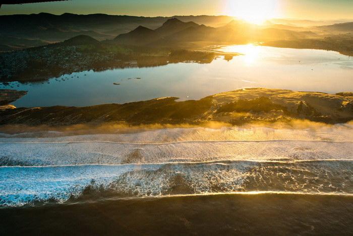 Красота моря в фотографиях Chris Burkard
