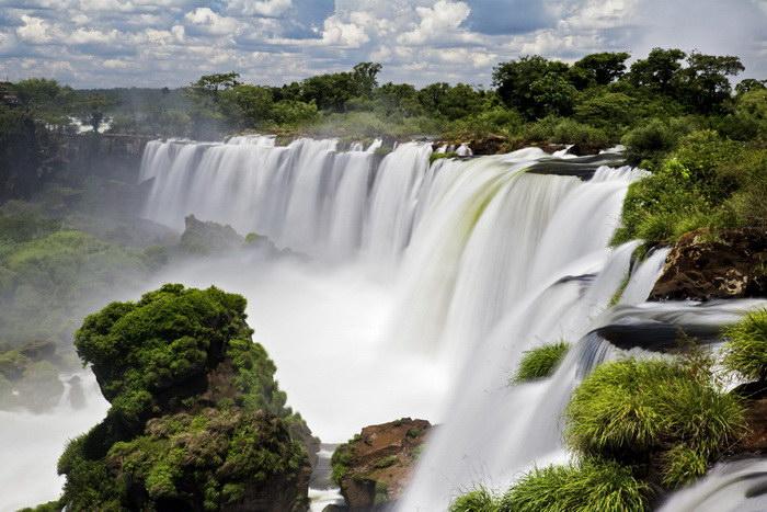 Самые большие водопады в мире